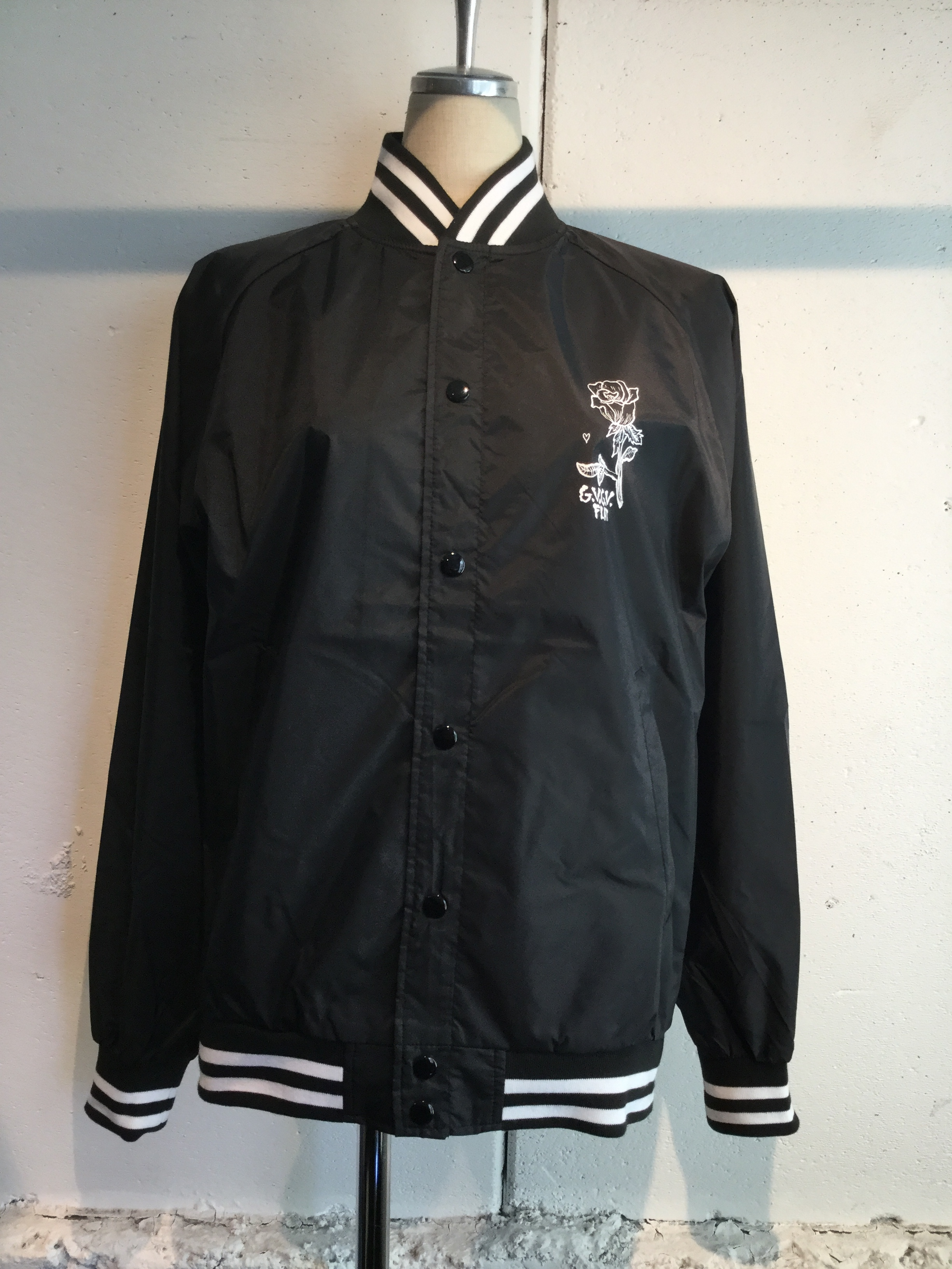 G.V.G.V. PRINTED STADIUM JUMPER