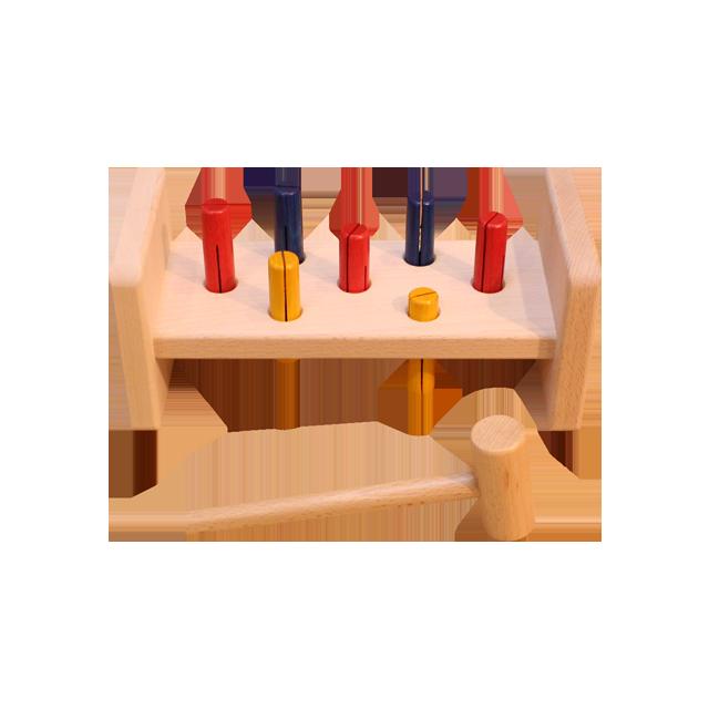 ハンマー遊び - 画像1