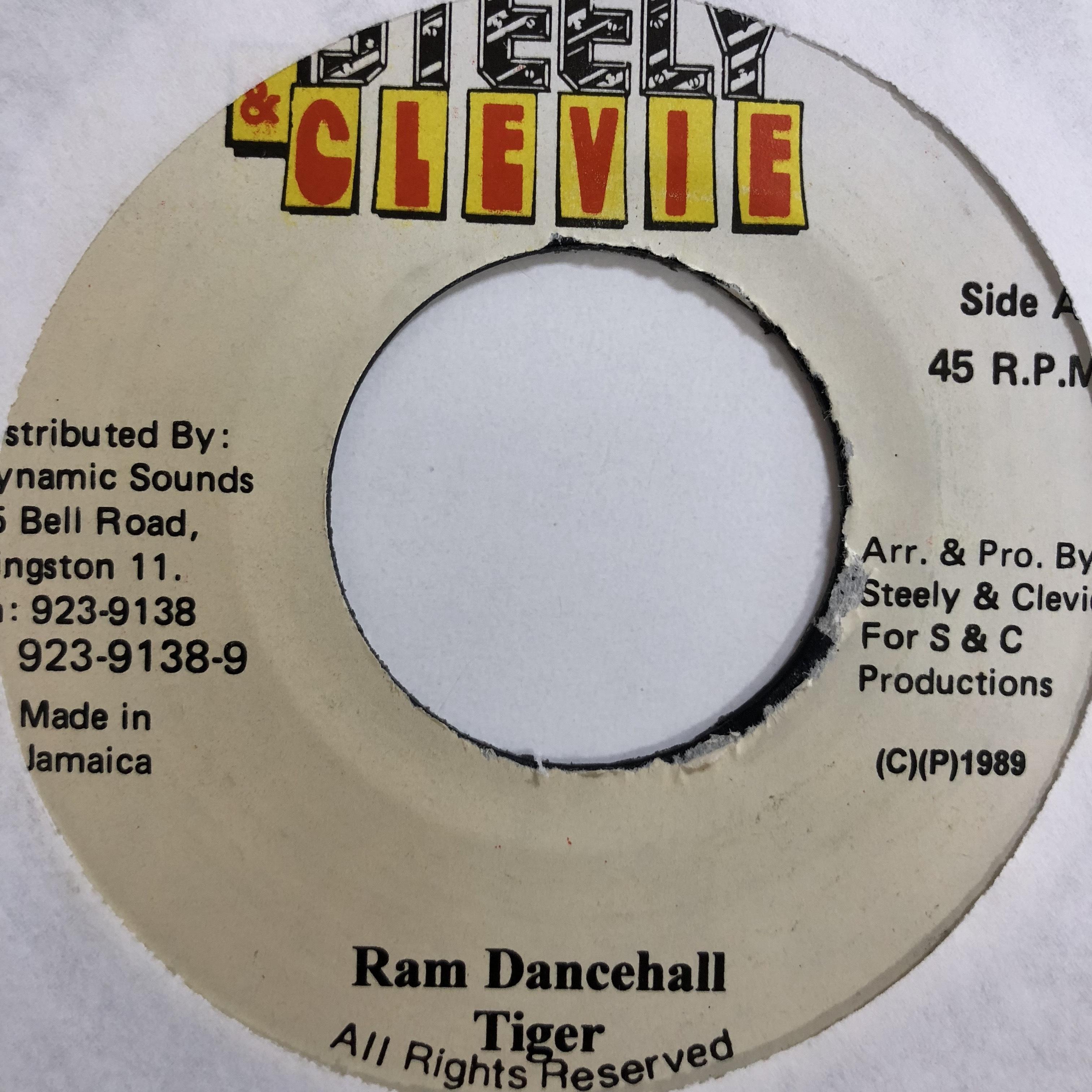 Tiger(タイガー) - Ram Dancehall【7'】