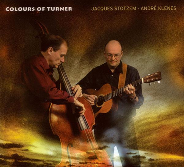 AMC1362  Colours Of Turner / Jacques Stotzem & André Klenes(CD)