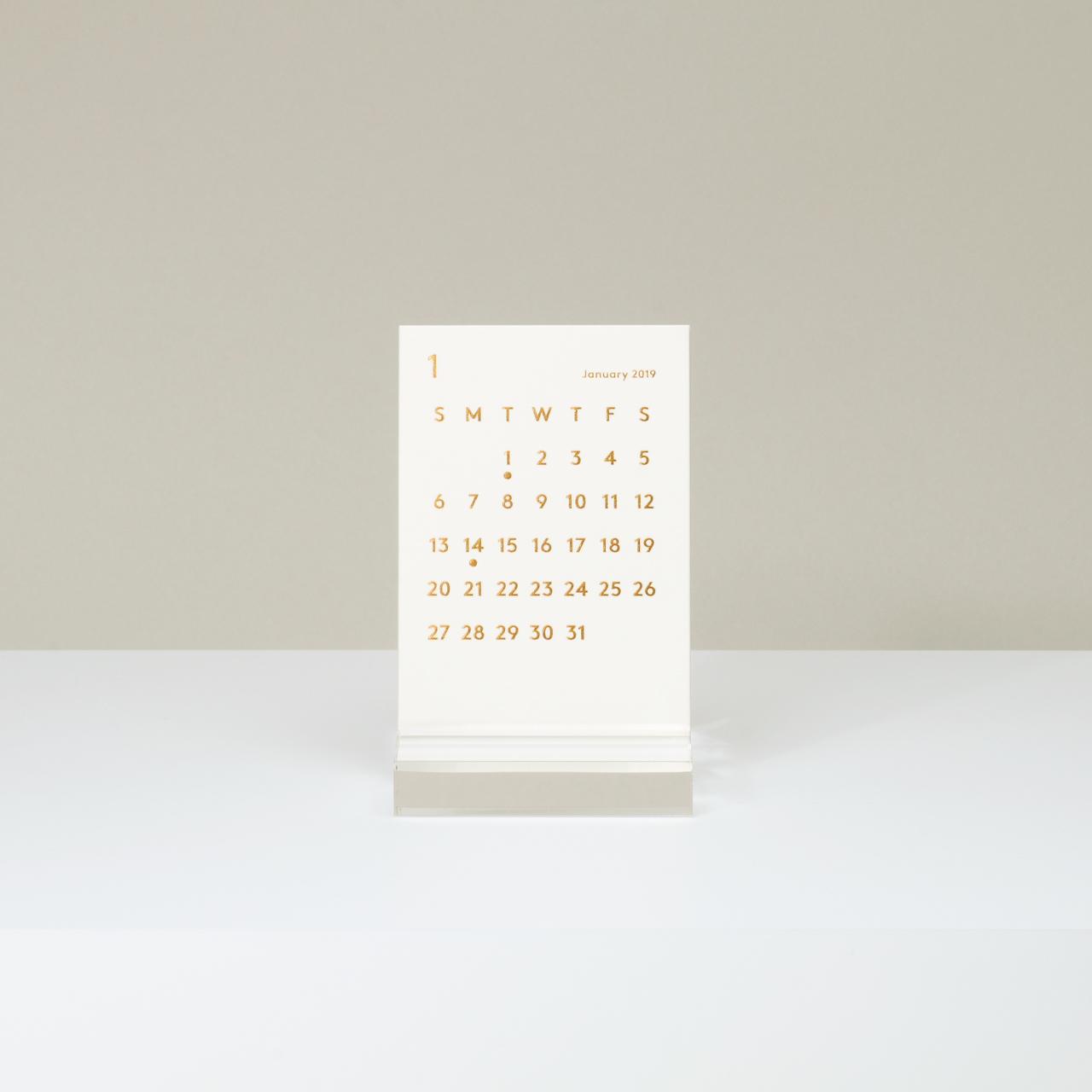 'CLARA' 2019 White