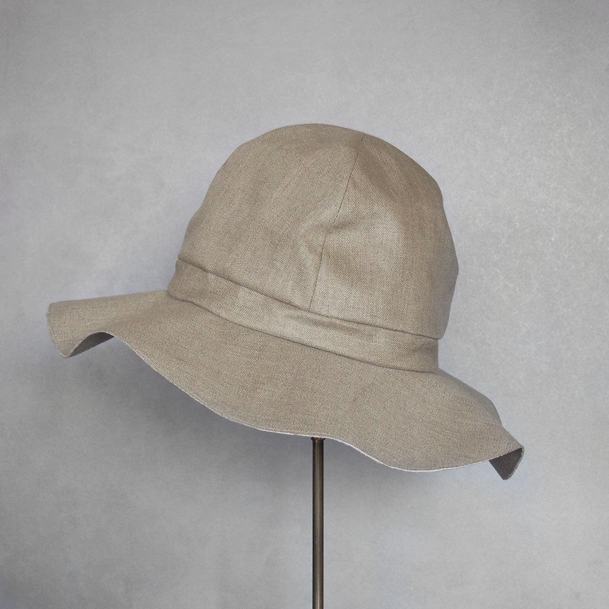 Nine Tailor Stock Hat Linen