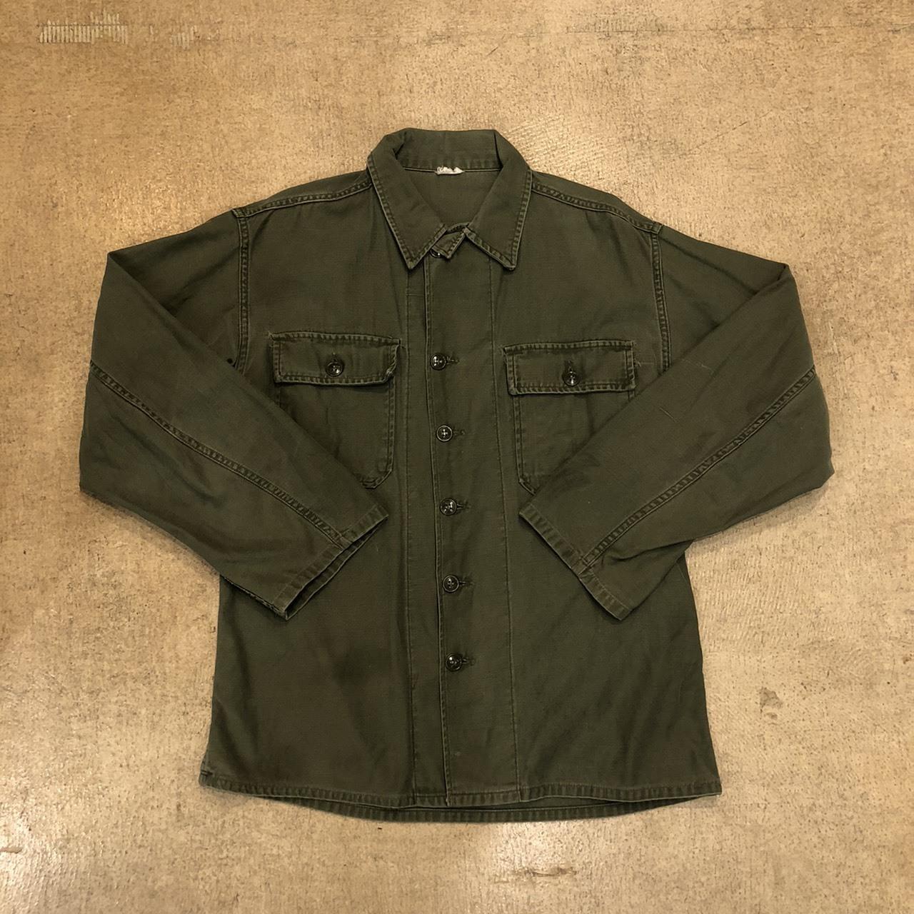 60's U.S. Utility Shirts ¥6,200+tax