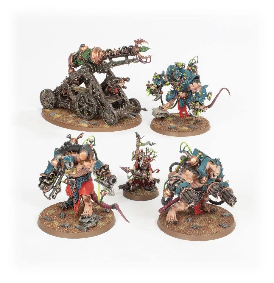 Broken Realms: Rattachak - Rattachak's Doom-coven