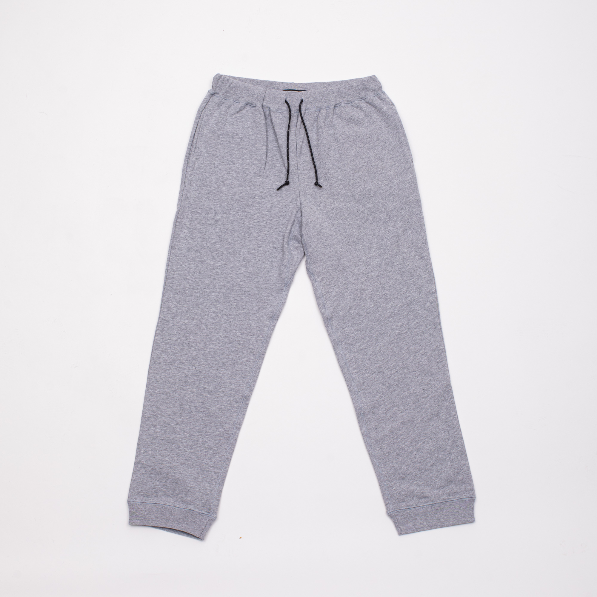 CRATE BOX PATCH SWEAT PANTS GRAY