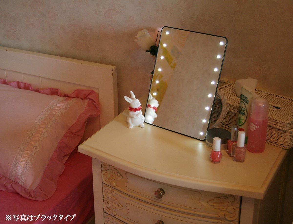 ミラー LED使用 ブライトニングミラー YLD-2500 ヤマムラ - 画像3