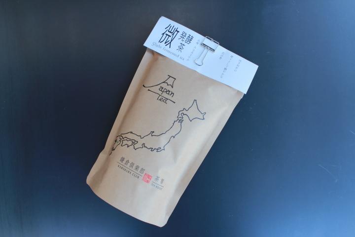 微発酵茶 ~びはっこうちゃ~ (品種:みなみさやか) 60g