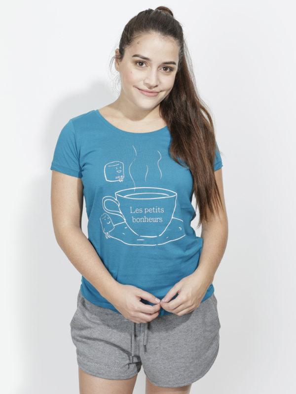 フランス製Tシャツ『LES PETITS BONHEUR』