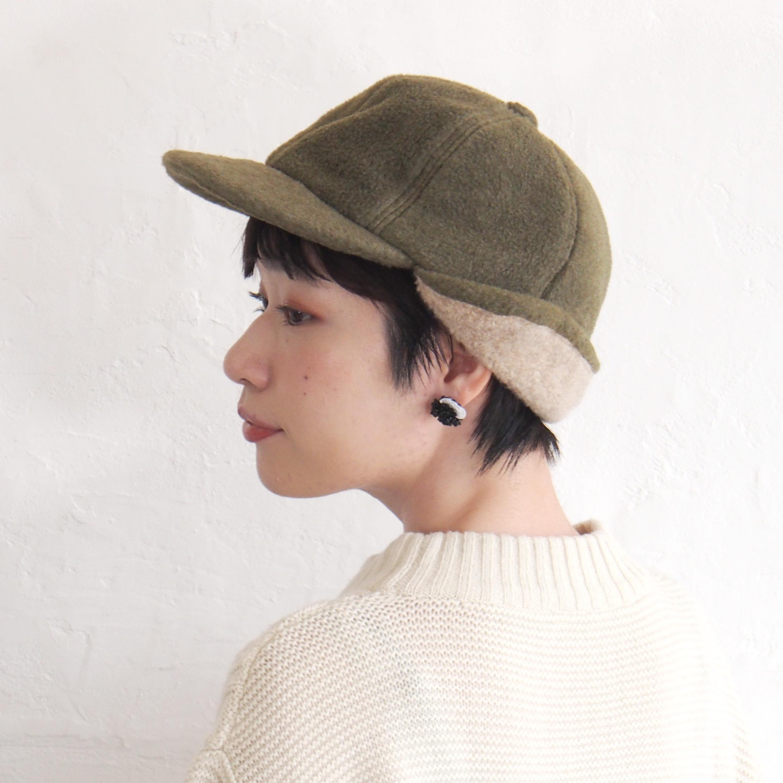 【BuLuKa(ブルカ)】耳ボアキャップ 81-8302