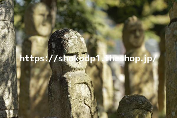 五百羅漢(北条石仏)144