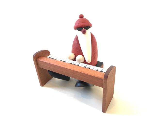 サンタとピアノ