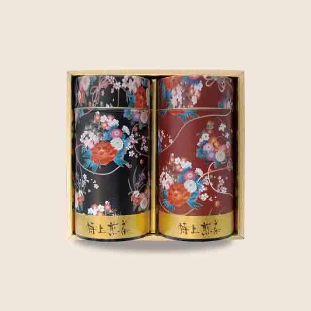 スチール缶セット(山香200g×2缶)