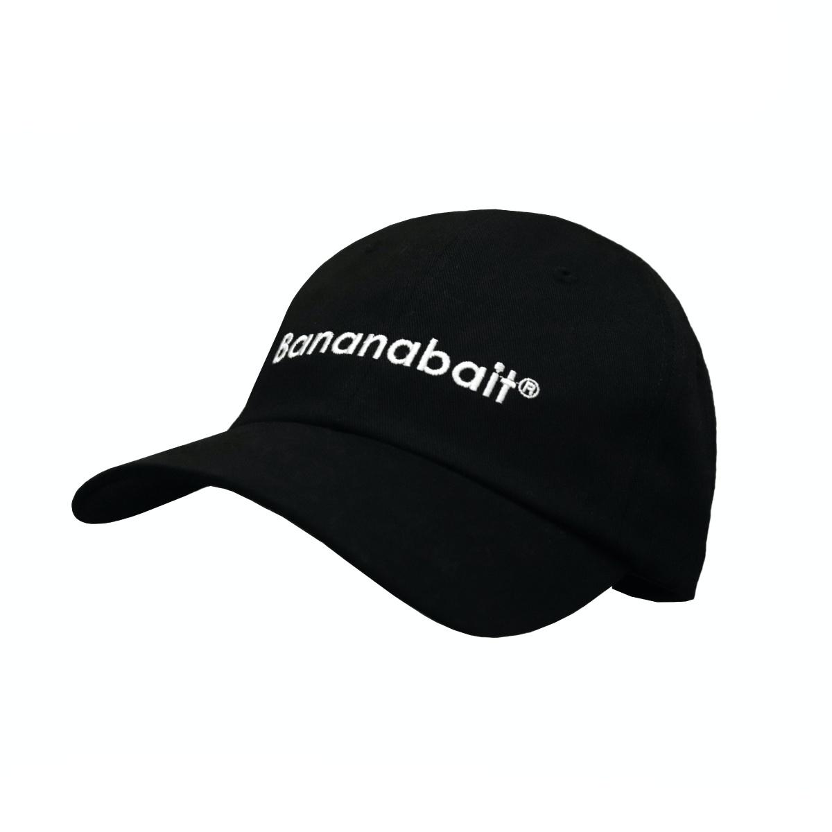【Banana Bait】BANANA BAIT BASIC BALL CAP / Black