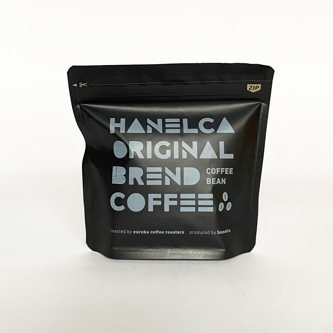 hello, hanelcaオリジナル ハネルカ・ブレンド(コーヒー豆100gパック)