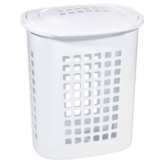 Sterilite Laundry Basket 81L
