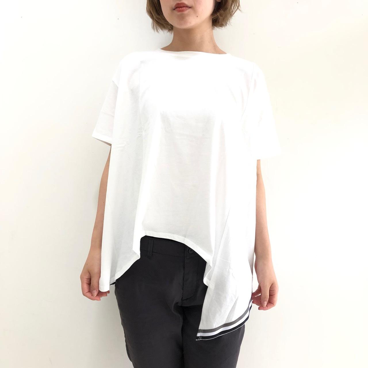 【 ANTGAUGE 】- AB847 - サイドラインカッティングTeeシャツ