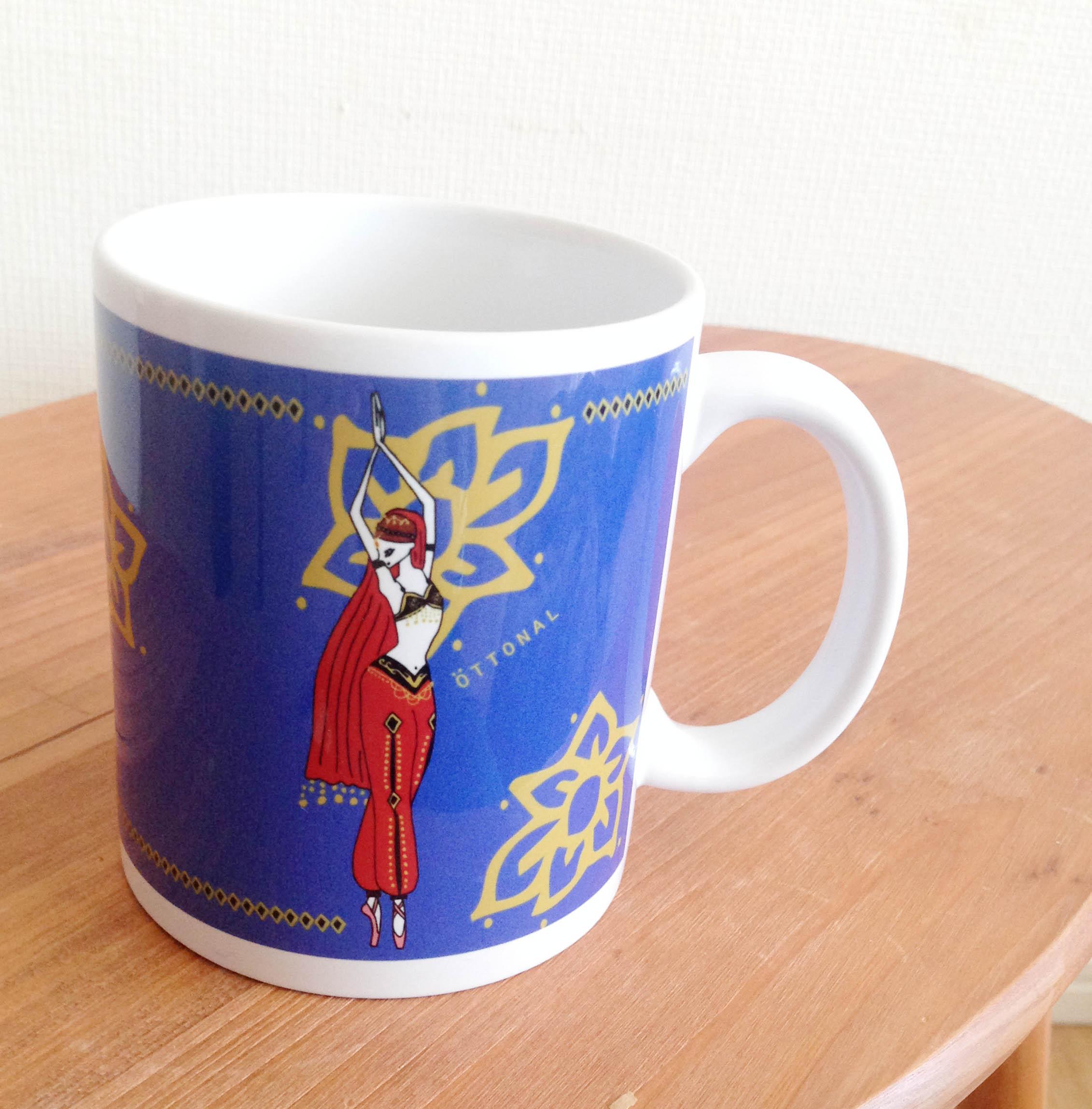 ニキヤ マグカップ - 画像1