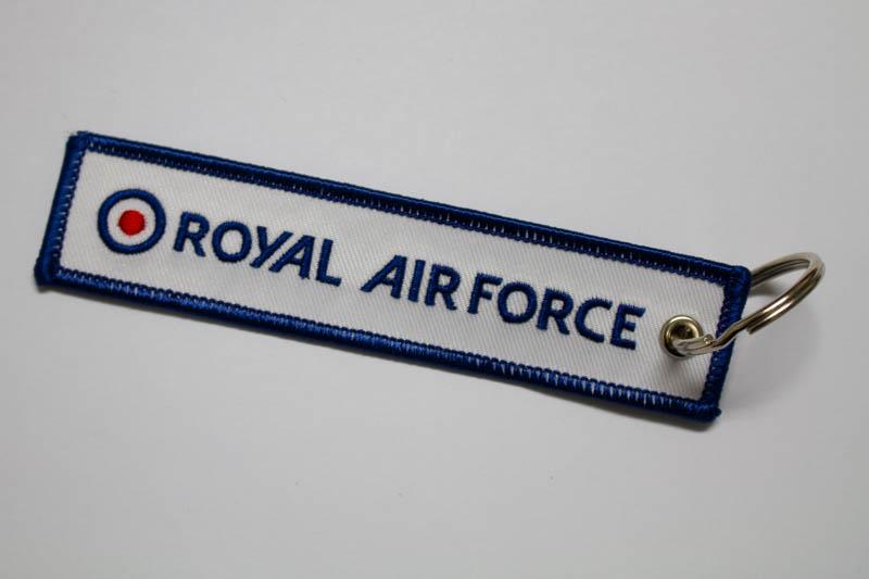 RemoveBeforeFlightキーホルダー 英国空軍