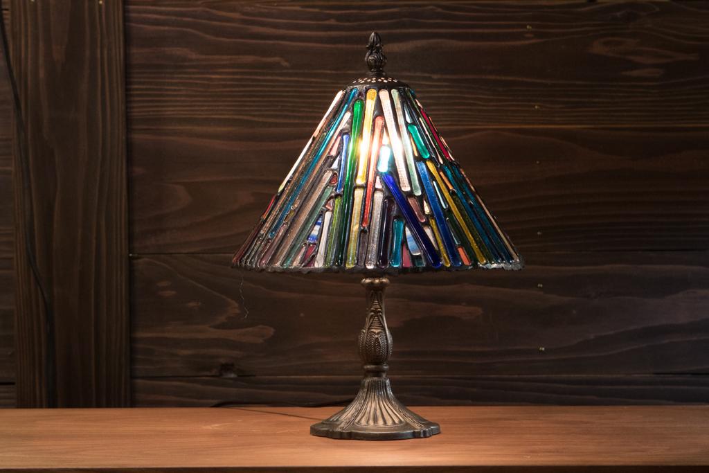 星をちりばめたランプ(ストライプ) 01020202