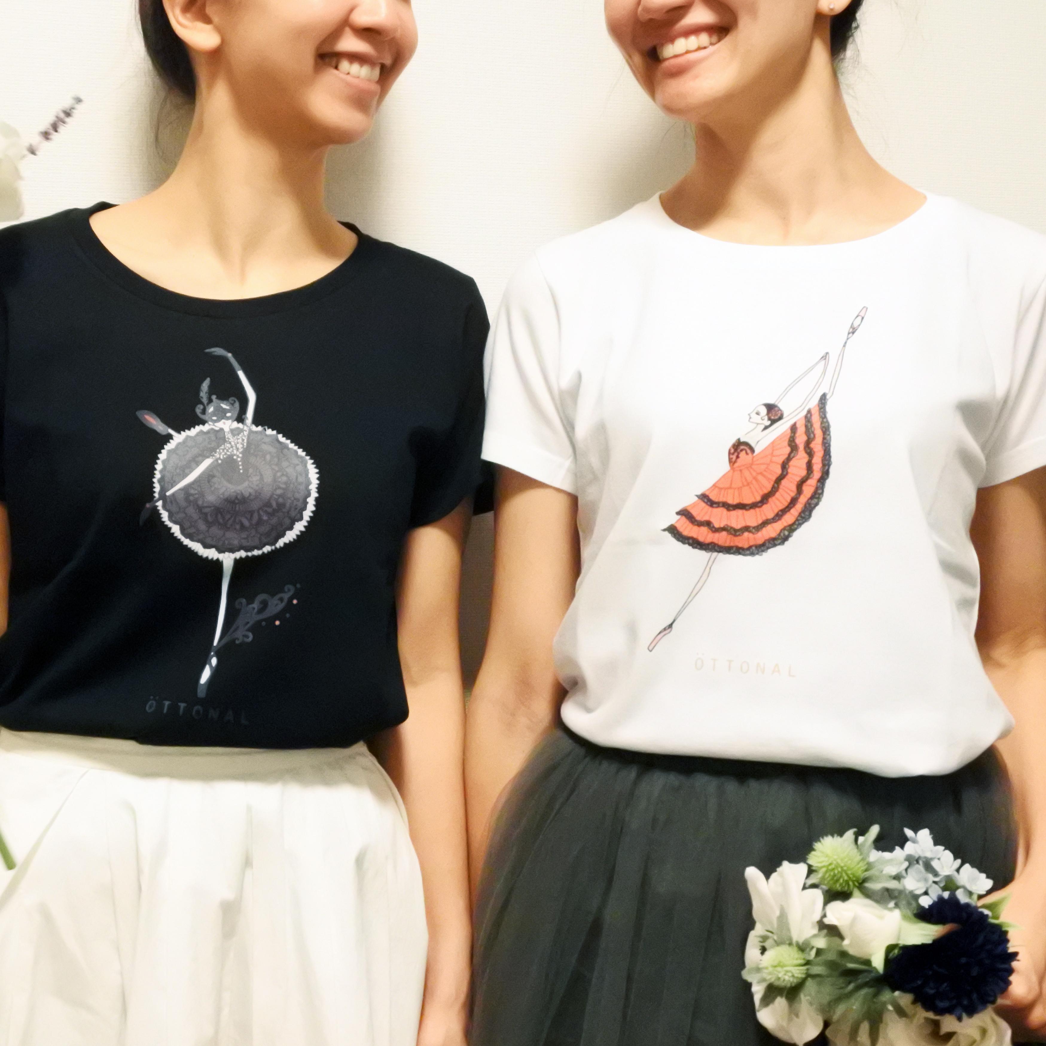 フルオーダーメイド レディースTシャツ - 画像1