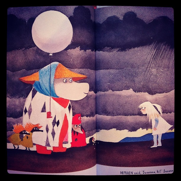 絵本「The Dangerous Journey/Tove Jansson」 - 画像2