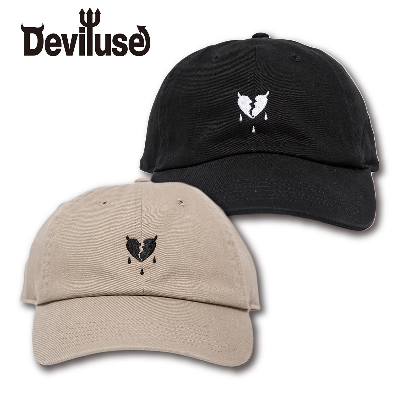 Deviluse(デビルユース) | Heartaches Cap