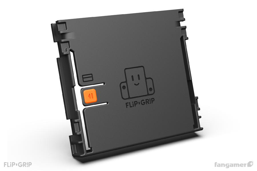 Flip Grip / fangamer