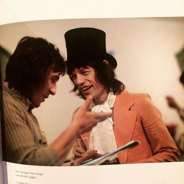 写真集「The Rolling Stones 1972/Jim Marshall」 - 画像2