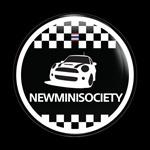 ゴーバッジ(ドーム)(CD0098 - CLUB NEWMINISOCIETY 2) - 画像1