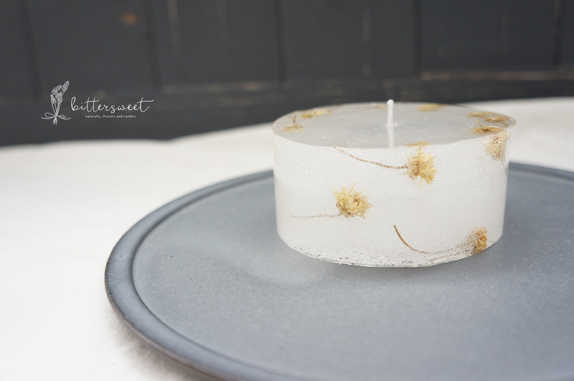 Botanical candle    no.006