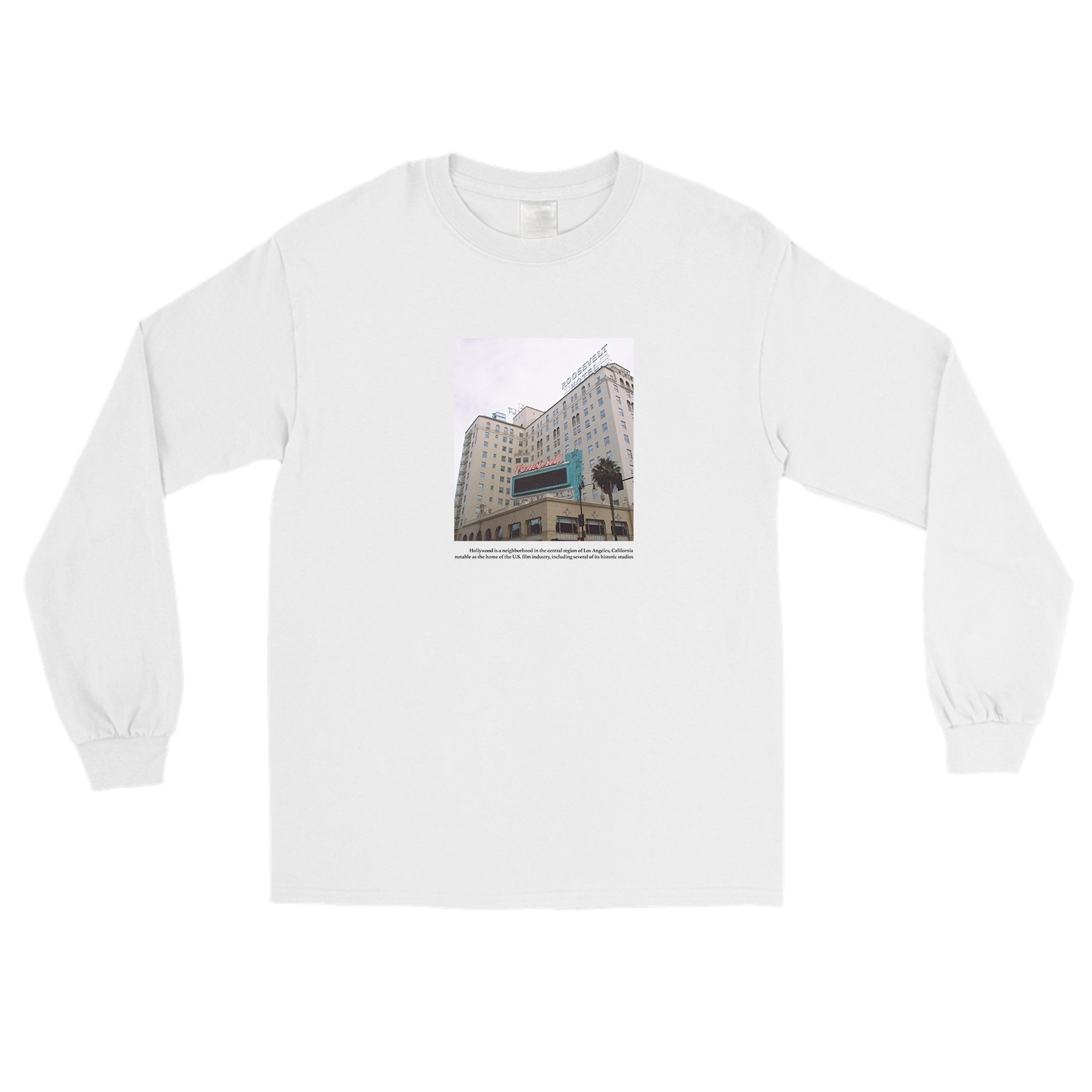 Hollywood Dream Long Sleeve