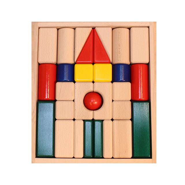 まーるい積木 - 画像1