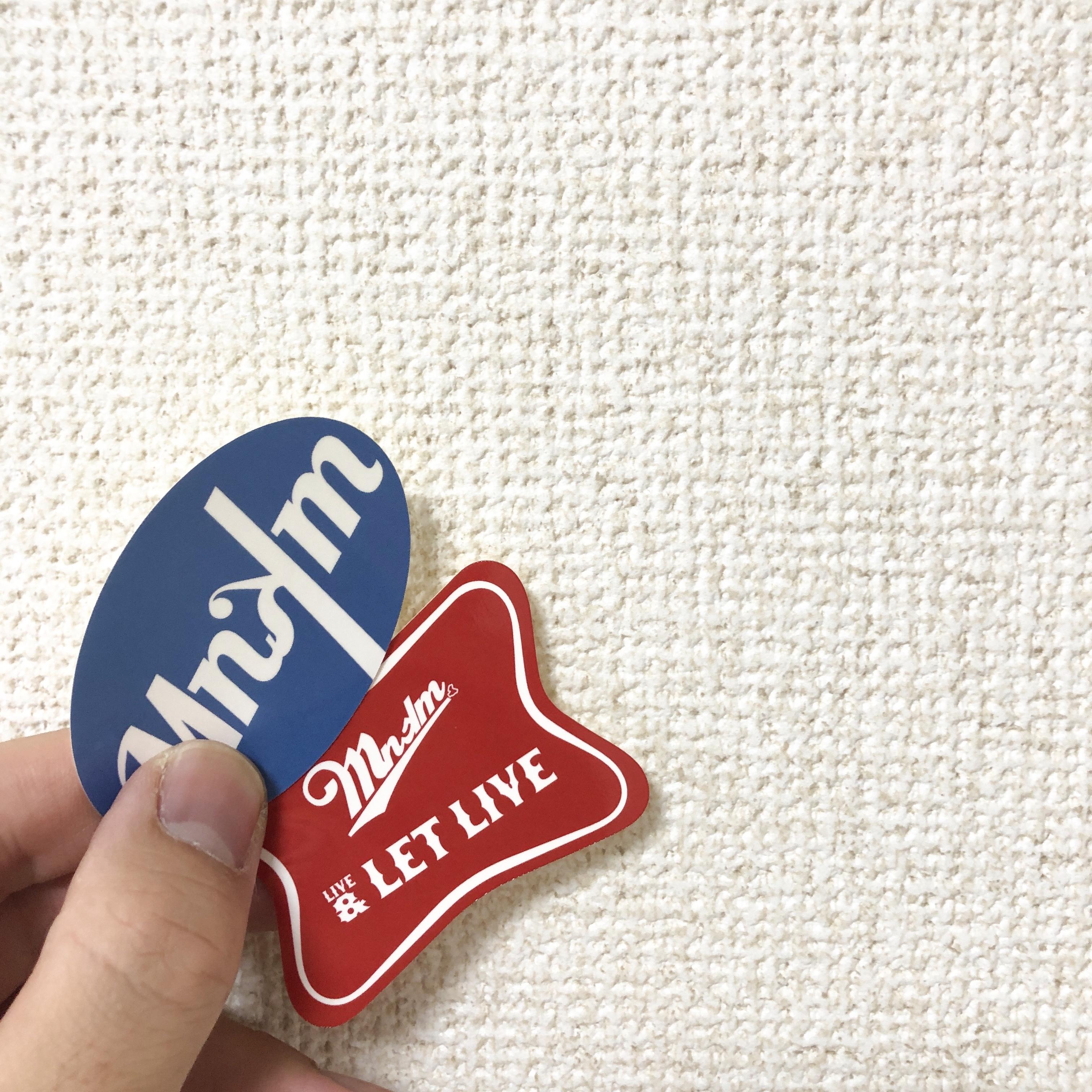 New Sticker Set