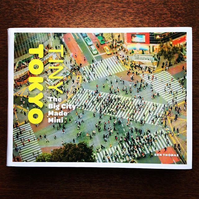 写真集「Tiny Tokyo/Ben Thomas」 - 画像1
