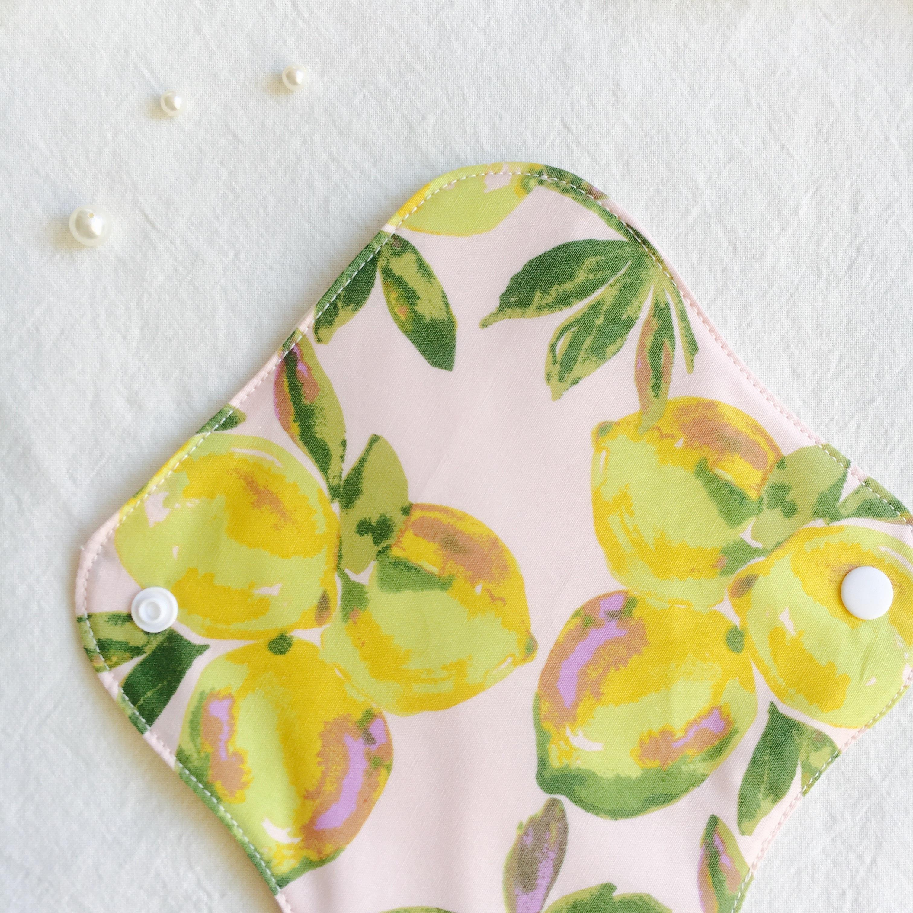 布ナプキン S 南仏レモン