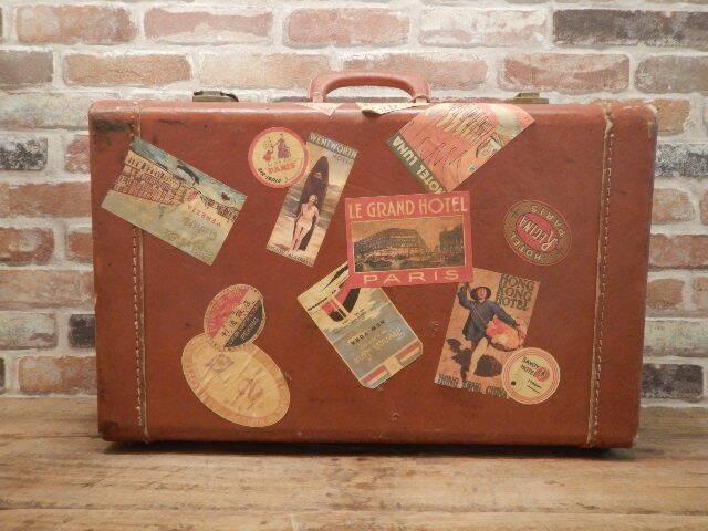 品番2809 スーツケース / suitcase 011