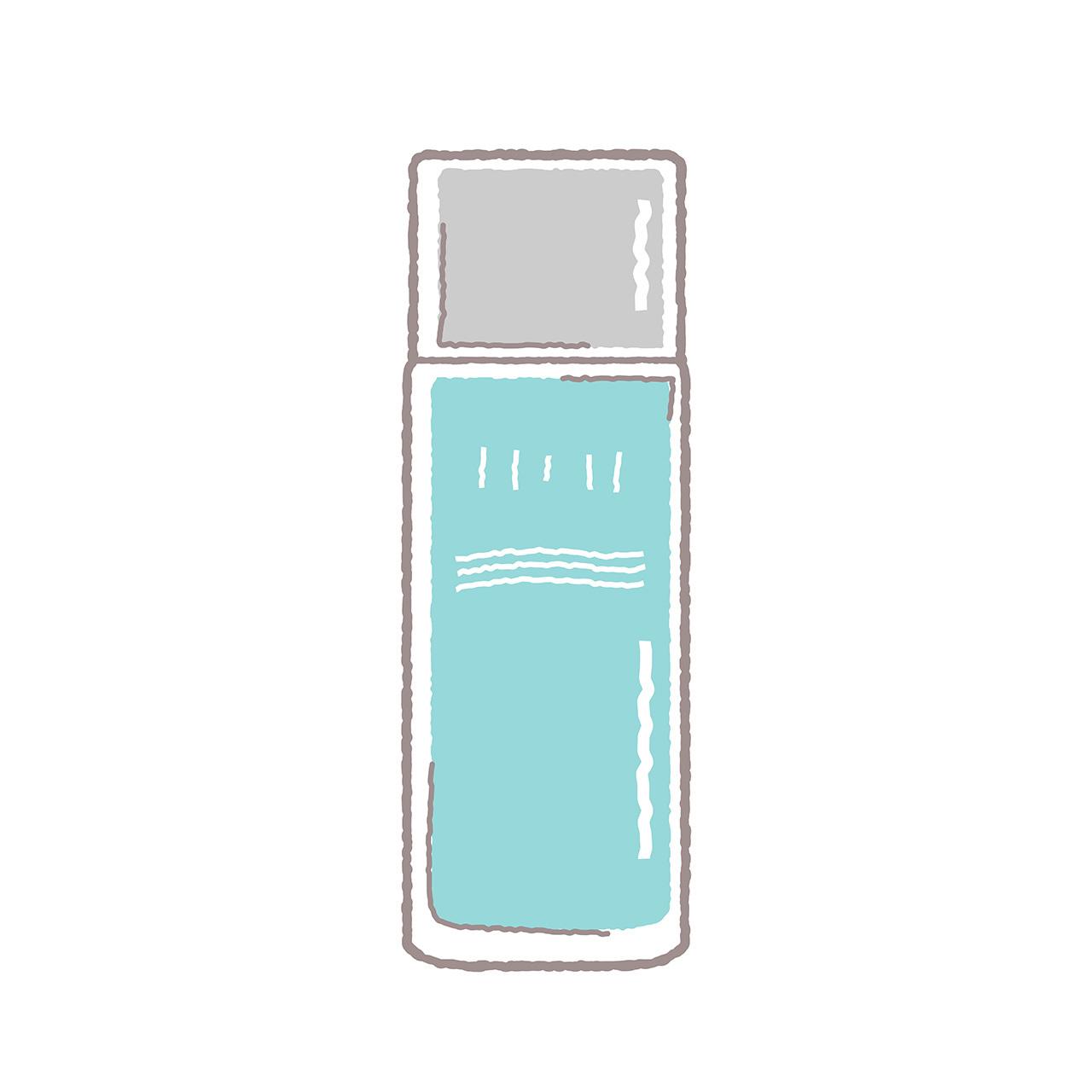 敏感乾燥肌用 保湿化粧水