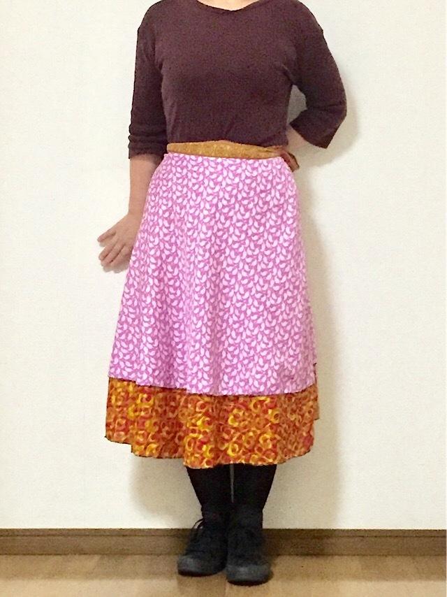 dss-047 巻きスカート ショート