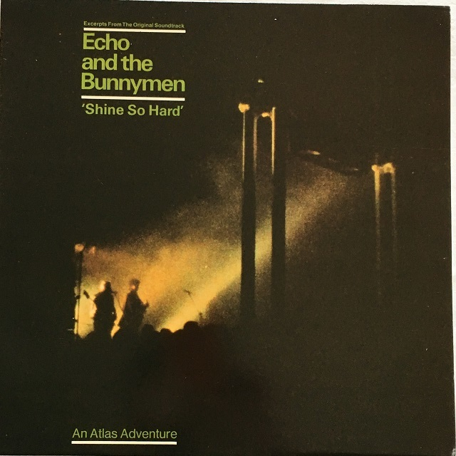 【12inch・英盤】Echo & The Bunnymen / Shine So Hard