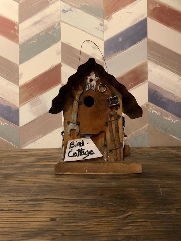 品番0130 鳥小屋 / Bird Cottage 011