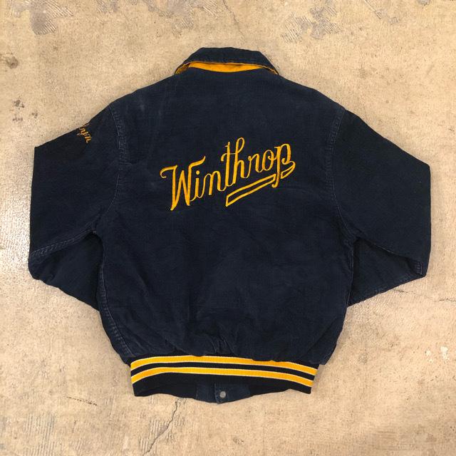 Winthrop Stadium Jumper ¥6,800+tax