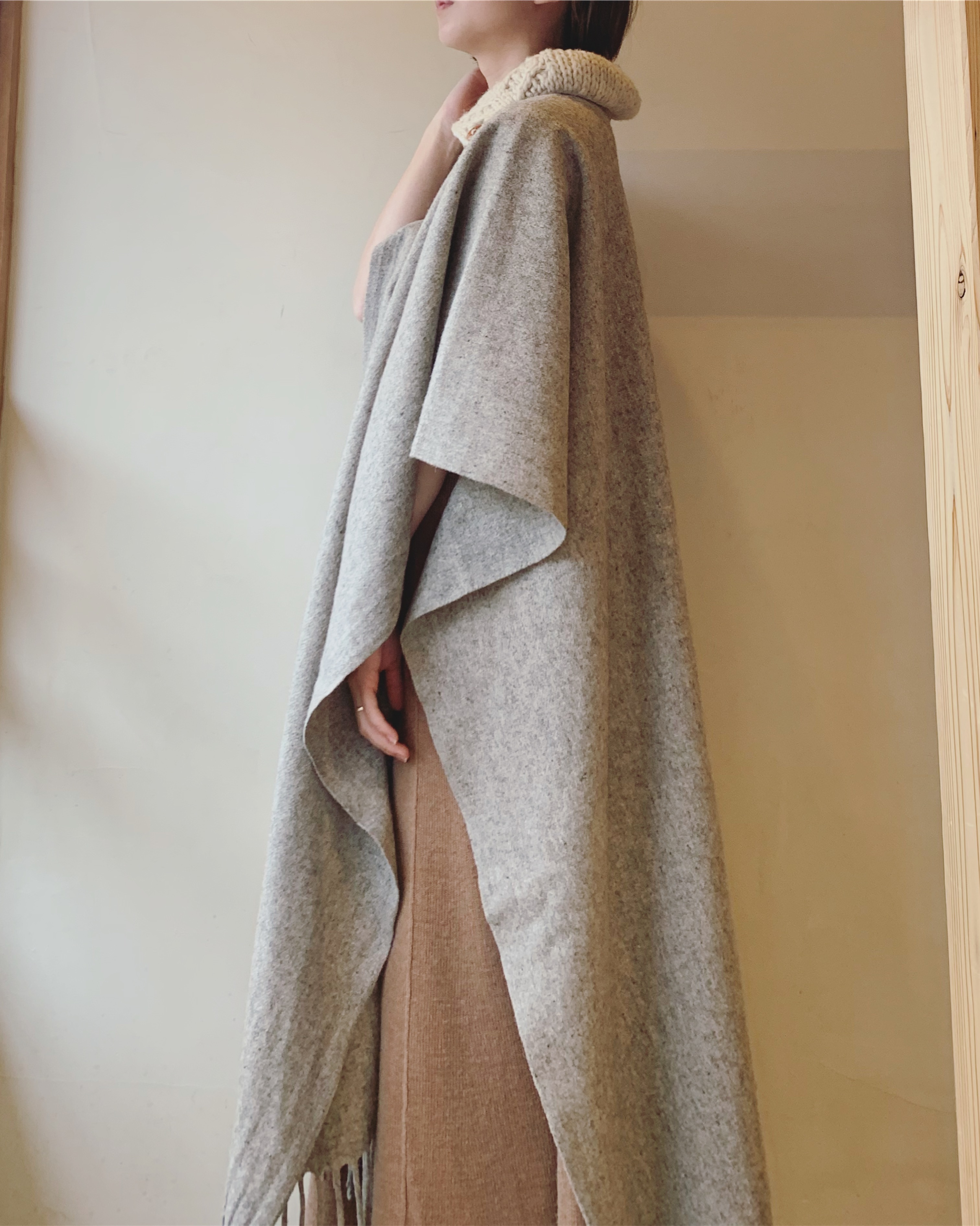 vintage cape outer