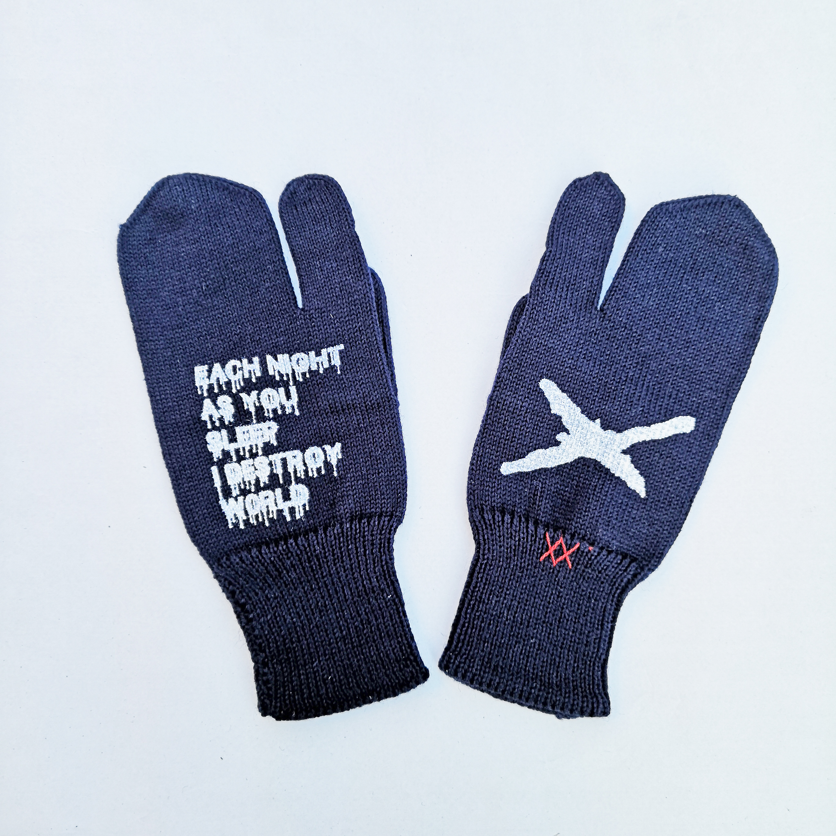 bizarro MANSON GLOVE + MIX CD