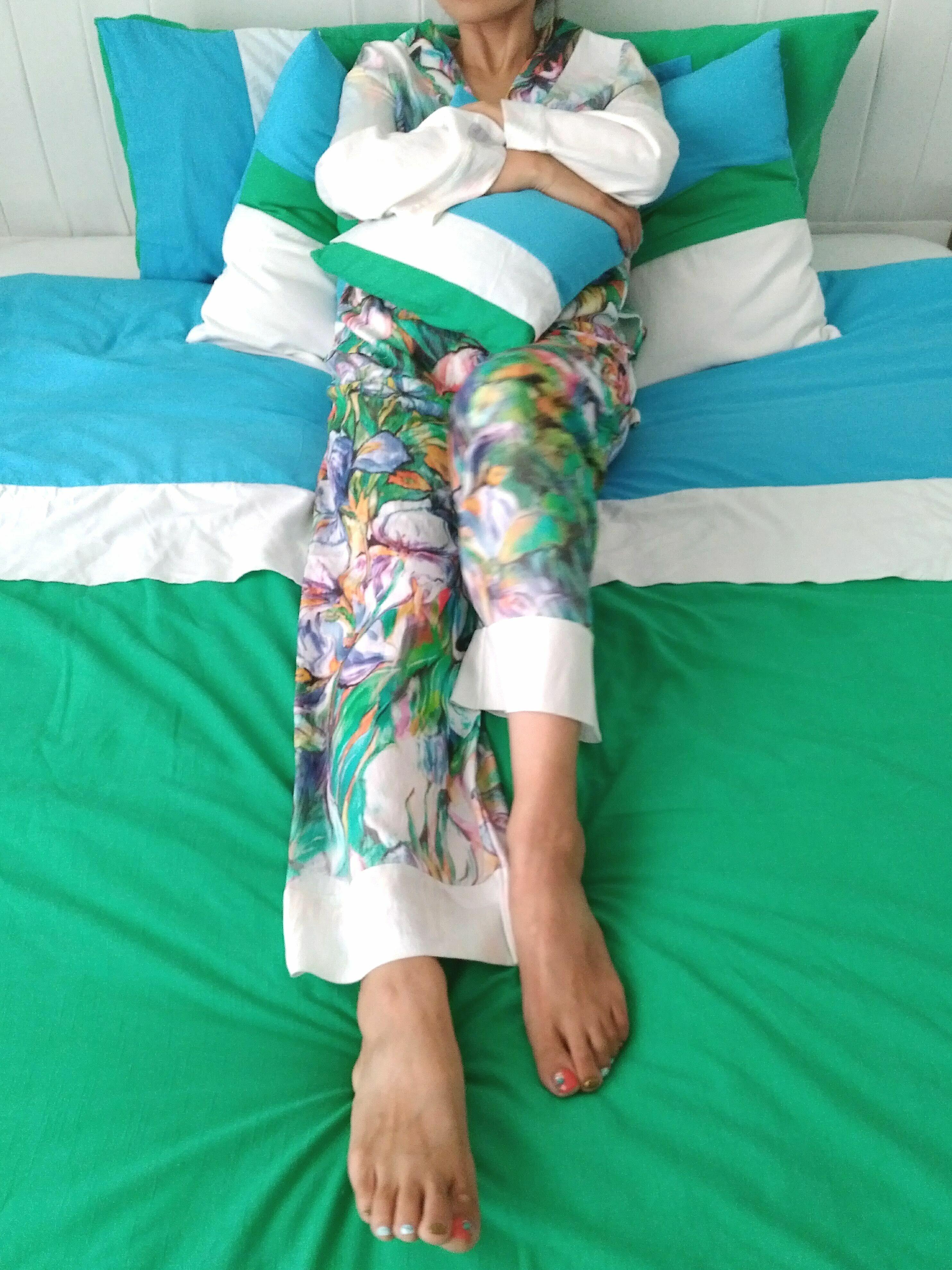Pajama set up Alcati パジャマセットアップ アラチャトゥ