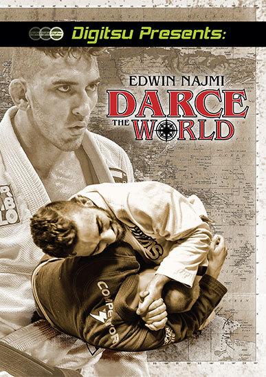 エドウィン・ナジミ DARCE THE WORLD DVD