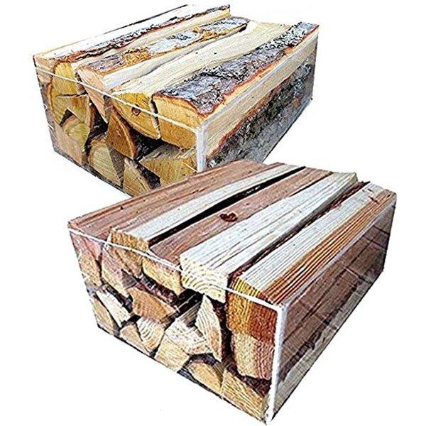 薪 針葉樹の薪+広葉樹の薪 携帯焚火台用 長さ35cm 産地 長野県