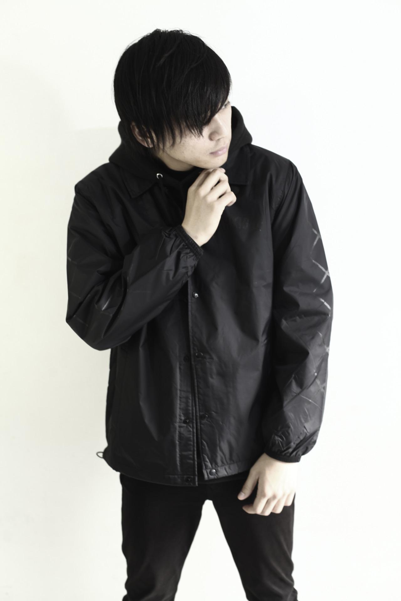deathsight C JKT / BLACK x BLACK - 画像5