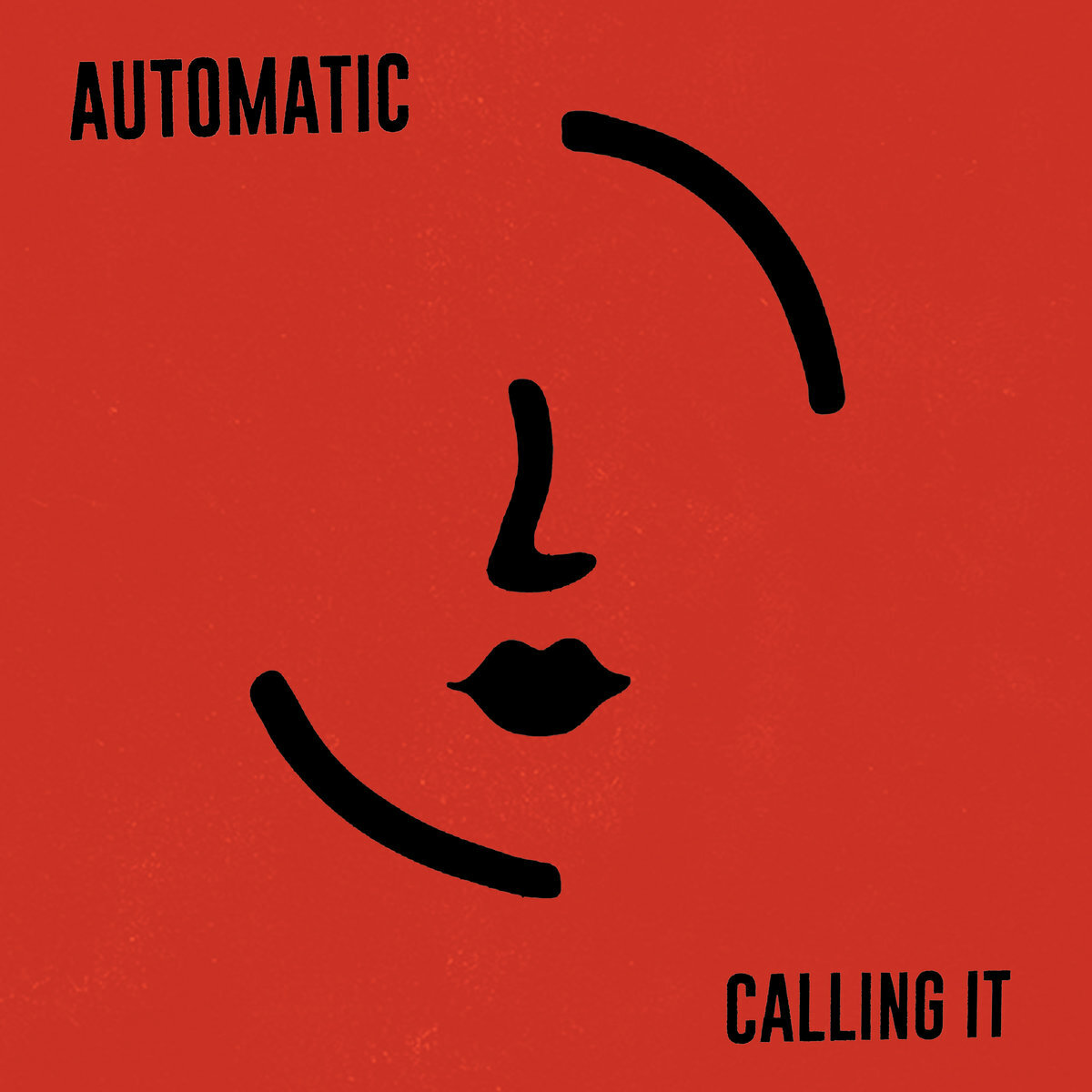 Automatic / Calling It / Mind Your Own Business(Ltd 7inch)