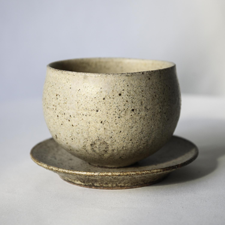 Bowl Pot (Earth Brown) ※prototype