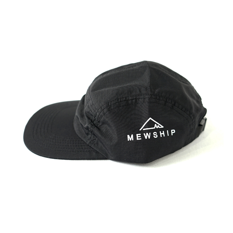 LOGO JET CAP <Black×White> - 画像1